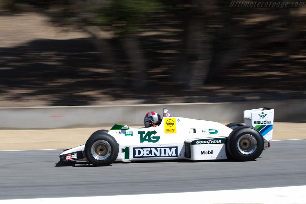 Williams FW08C Cosworth - Chassis: FW08-07   - 2011 Monterey Motorsports Reunion