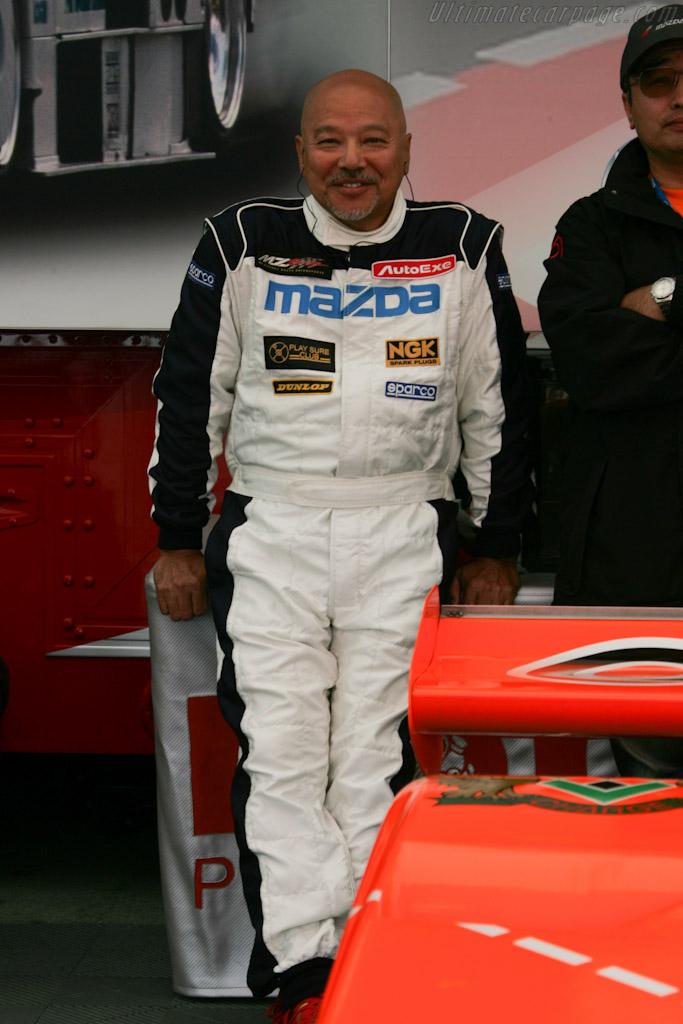 Yojiro Terada   - 2011 Monterey Motorsports Reunion