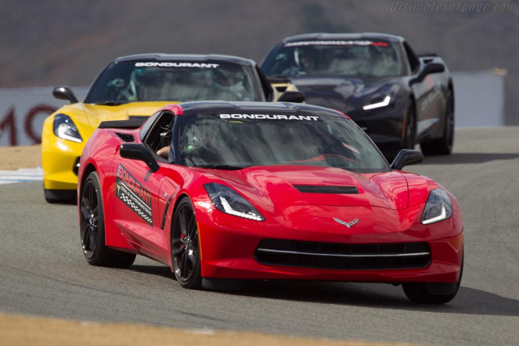 Chevrolet Corvette Stingray - 2013 Monterey Motorsports ...
