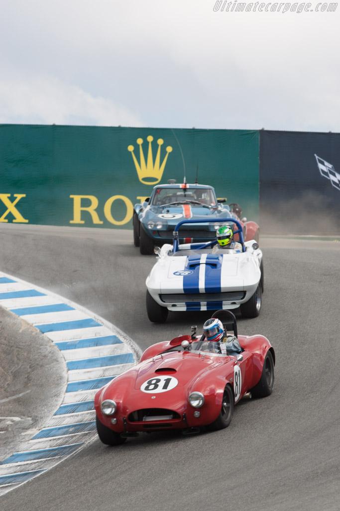 AC Shelby Cobra - Chassis: CSX2349 - Driver: Lorne Leibel  - 2013 Monterey Motorsports Reunion