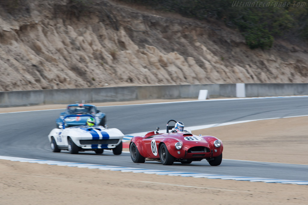AC Shelby Cobra - Chassis: CSX2349 - Driver: Lorne Leibel  - 2013 Monterey Motorsports Reunion