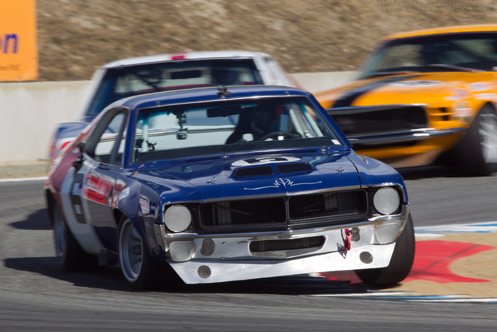 AMC Javelin - Chassis: RP70-1 - Driver: Bruce Canepa  - 2013 Monterey Motorsports Reunion