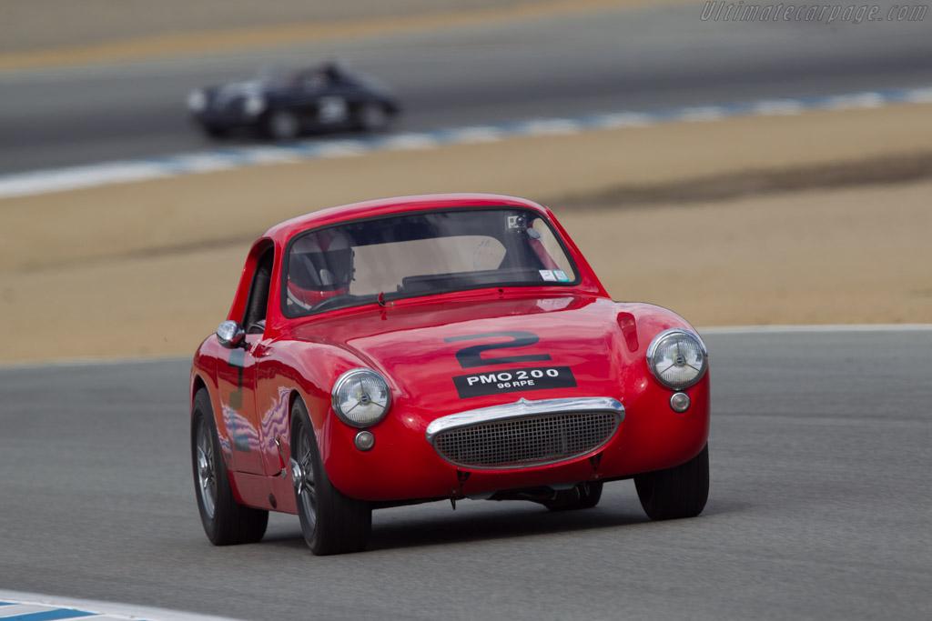 Austin Healey Sebring Sprite - Chassis: AN5/39664 - Driver: Terry Cowan  - 2013 Monterey Motorsports Reunion