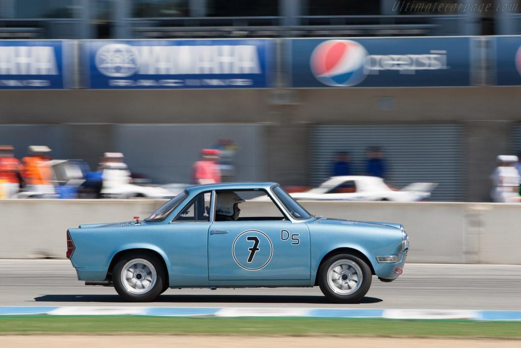 BMW 700S - Chassis: 190764 - Driver: Steve Walker  - 2013 Monterey Motorsports Reunion