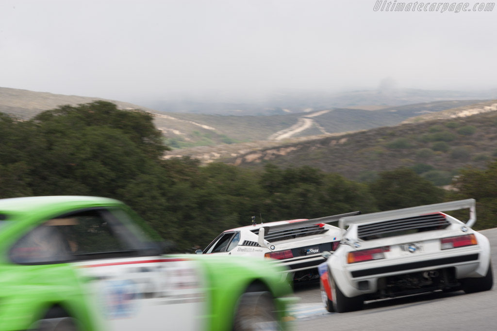 BMW M1 Group 4 - Chassis: 4301075 - Driver: Henry Schmitt  - 2013 Monterey Motorsports Reunion