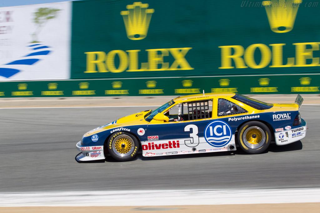 Chevrolet Beretta - Chassis: 3 - Driver: Pieter Baljet  - 2013 Monterey Motorsports Reunion