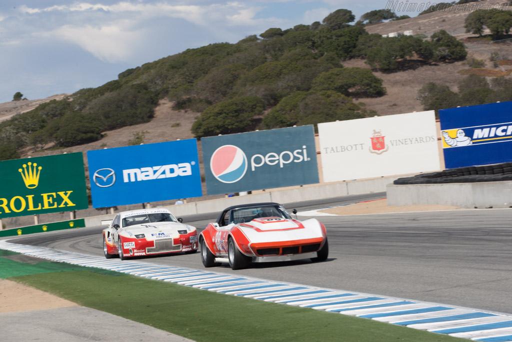Chevrolet Corvette - Chassis: 188405090 - Driver: Chris Springer  - 2013 Monterey Motorsports Reunion