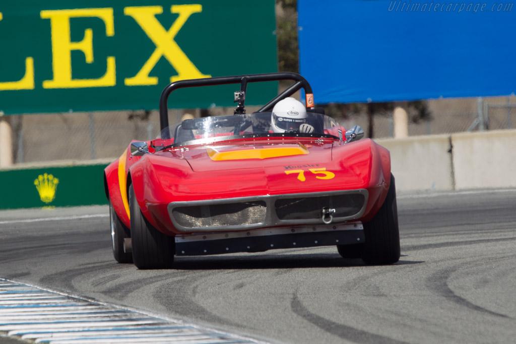 Chevrolet Corvette - Chassis: 194678S415378 - Driver: Tom Roche  - 2013 Monterey Motorsports Reunion
