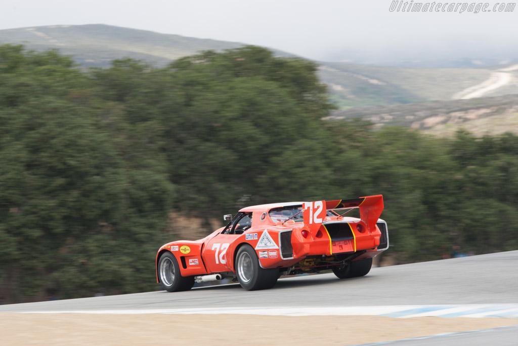 Chevrolet Corvette  - Driver: Richard Lins  - 2013 Monterey Motorsports Reunion