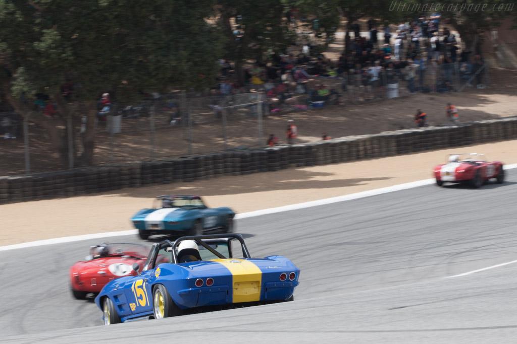 Chevrolet Corvette - Chassis: 30867S118408 - Driver: Bruce Miller  - 2013 Monterey Motorsports Reunion