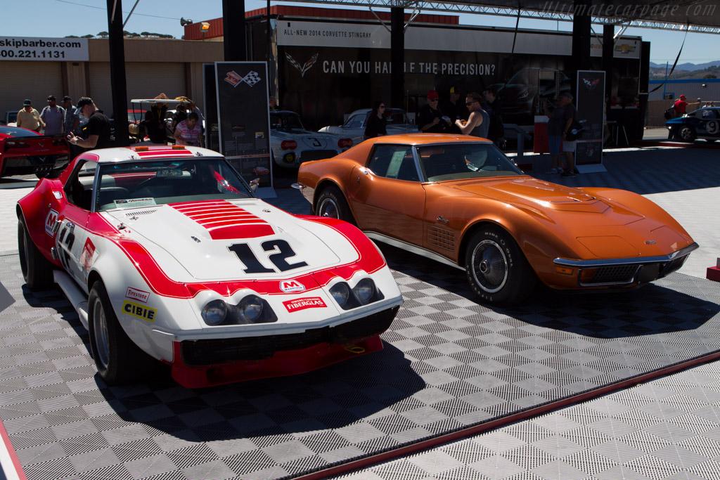 Chevrolet Corvette    - 2013 Monterey Motorsports Reunion