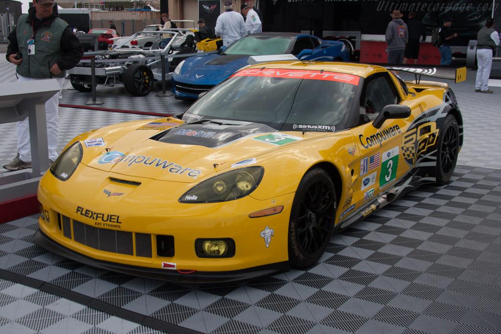 Chevrolet Corvette C6.R    - 2013 Monterey Motorsports Reunion