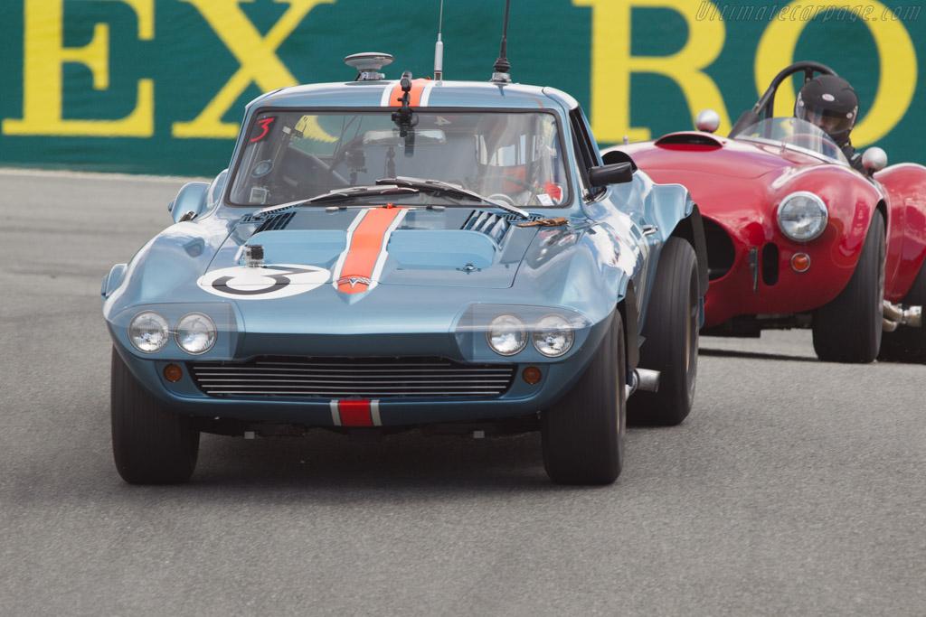 Chevrolet Corvette Grand Sport - Chassis: 004 - Driver: Bruce Canepa