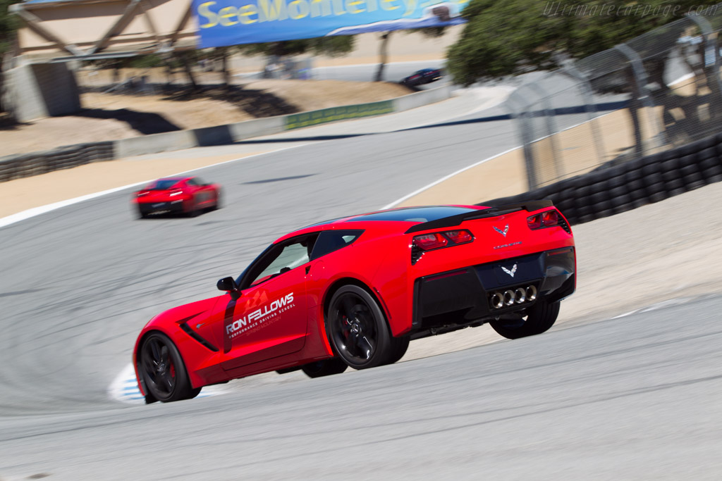 Chevrolet Corvette Stingray    - 2013 Monterey Motorsports Reunion