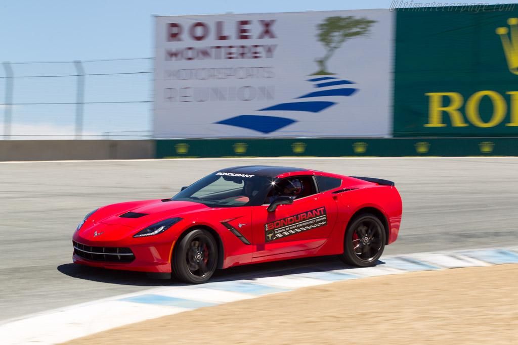 Chevrolet Corvette Stingray    - 2013 Monterey Motorsports Reunion