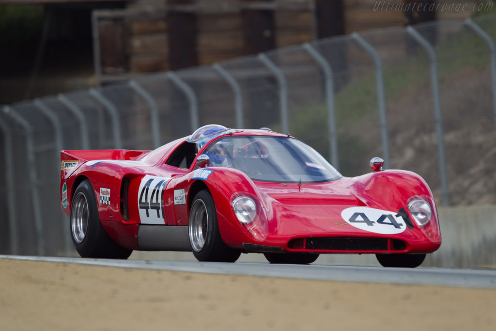 Chevron B16 - Chassis: CH-DBE-28 - Driver: R. Gray Gregory  - 2013 Monterey Motorsports Reunion