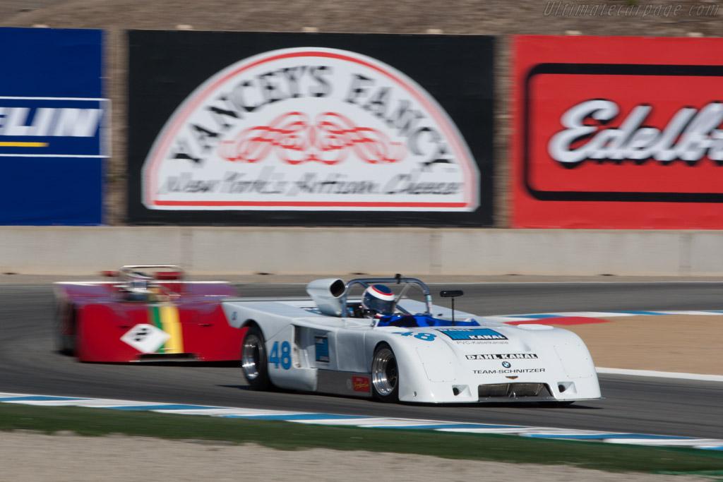 Chevron B21 - Chassis: B21-72-12 - Driver: Dennis Singleton  - 2013 Monterey Motorsports Reunion