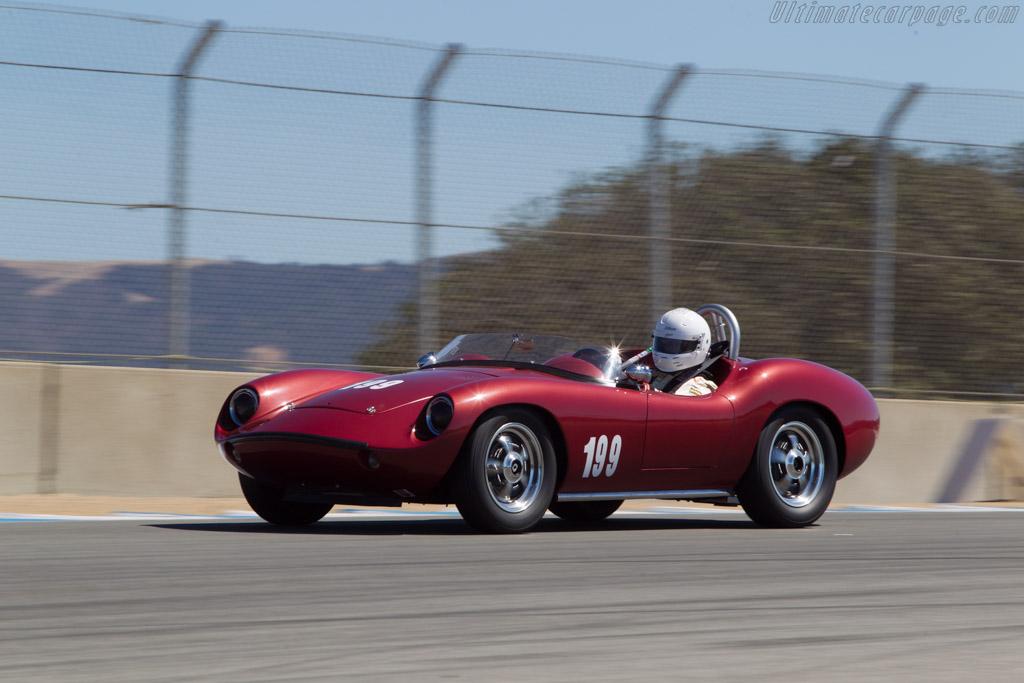 Devin D - Chassis: D9912 - Driver: Dennis Kazmerowski  - 2013 Monterey Motorsports Reunion