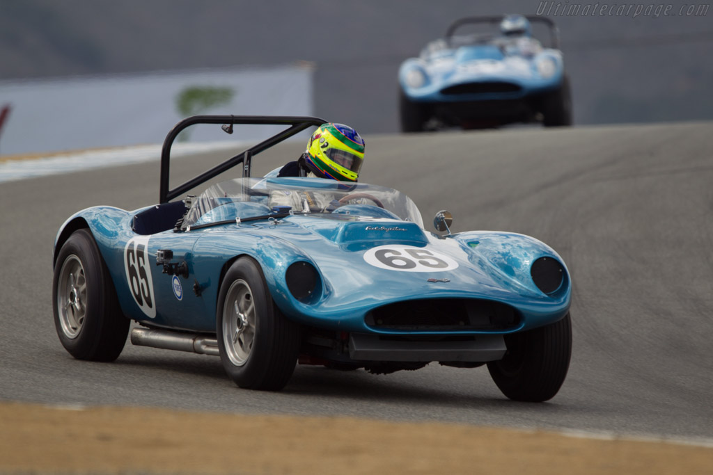 Echidna Special - Chassis: 2 - Driver: Rick Knoop  - 2013 Monterey Motorsports Reunion