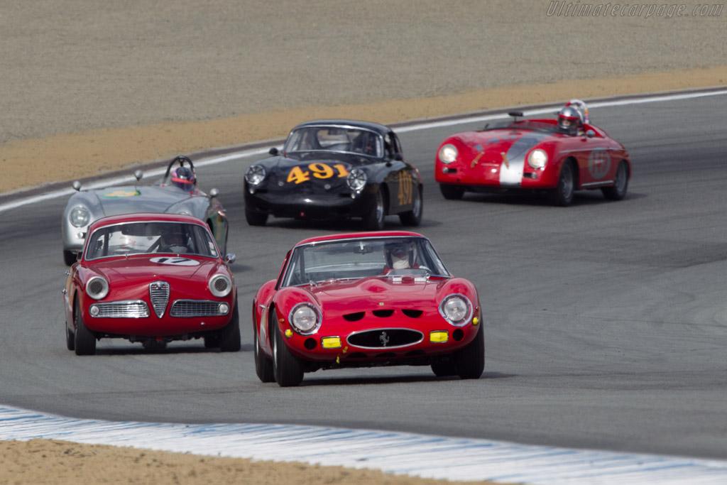 Ferrari 250 GTO - Chassis: 4757GT - Driver: Tom Price  - 2013 Monterey Motorsports Reunion