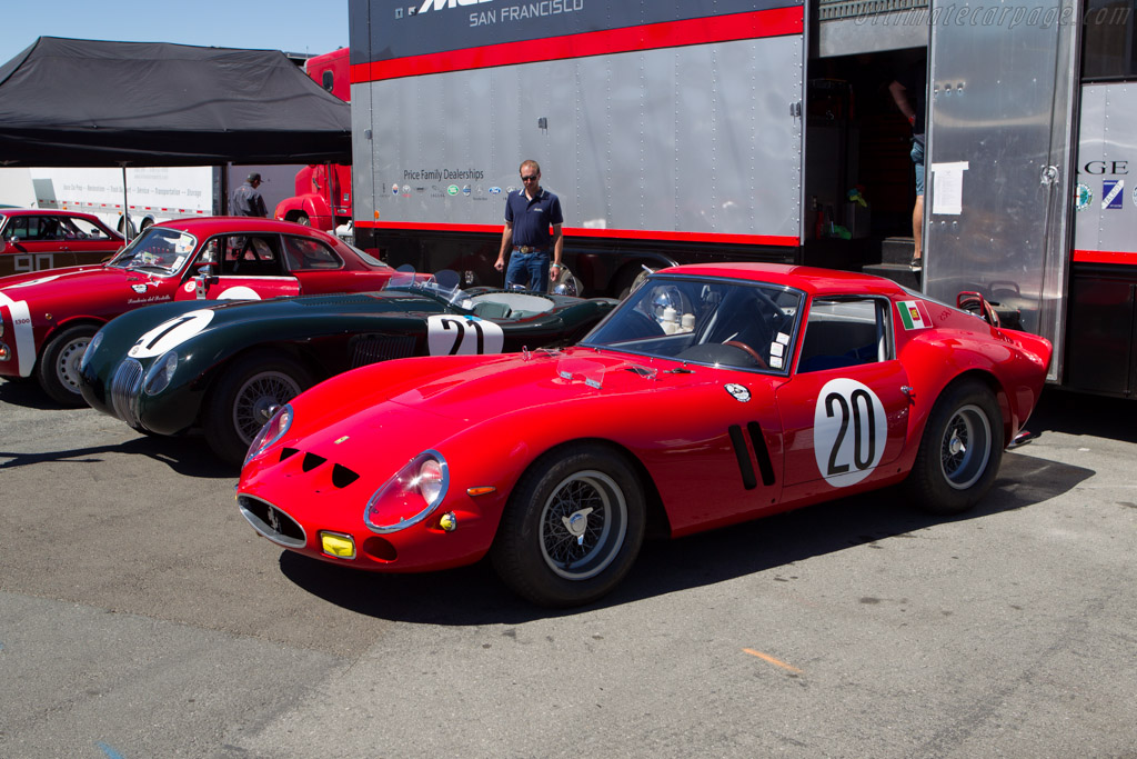 Ferrari 250 GTO - Chassis: 4757GT - Entrant: Tom Price  - 2013 Monterey Motorsports Reunion