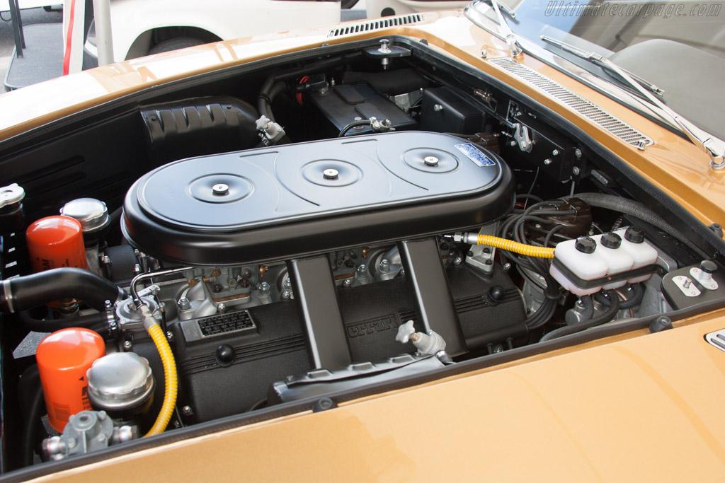 Ferrari 330 GT Drogo Golden Car - Chassis: 07979 - Entrant: John Goodman  - 2013 Monterey Motorsports Reunion