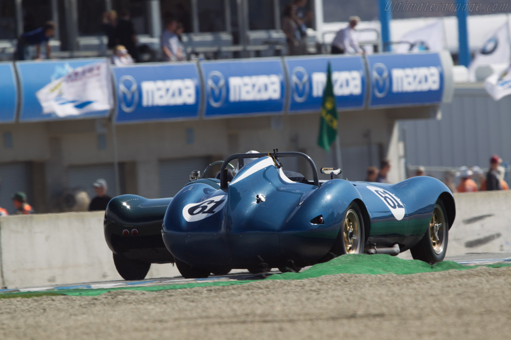Hagemann Sutton Special - Chassis: 1 - Driver: Butch Gilbert  - 2013 Monterey Motorsports Reunion