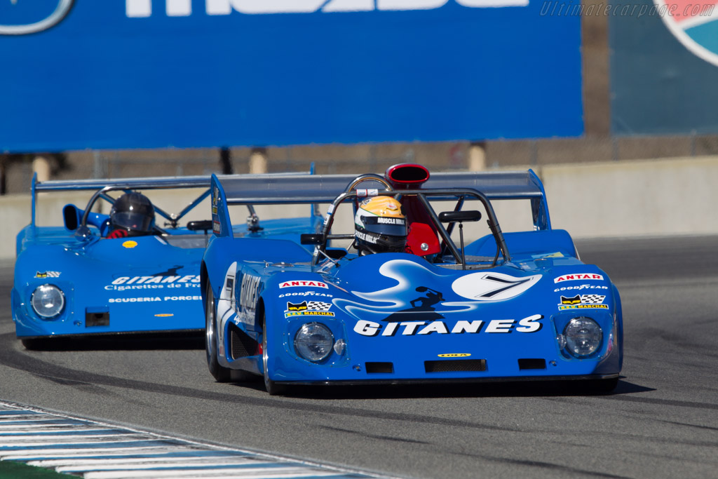 Lola T282 Cosworth - Chassis: HU6 - Entrant: Todd Smathers - Driver: Memo Gidley  - 2013 Monterey Motorsports Reunion