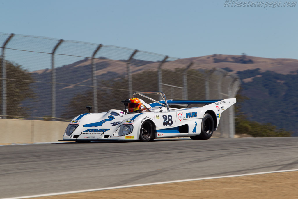 Lola T297 - Chassis: HU92 - Driver: Tom Minnich  - 2013 Monterey Motorsports Reunion