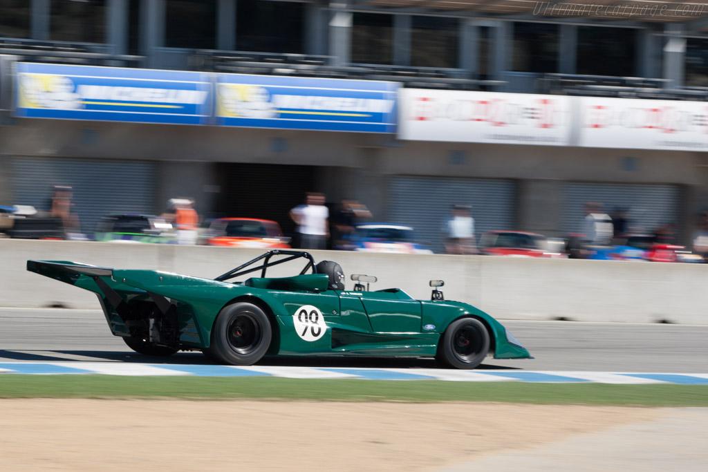 Lola T298 - Chassis: HU95 - Driver: James Farley  - 2013 Monterey Motorsports Reunion
