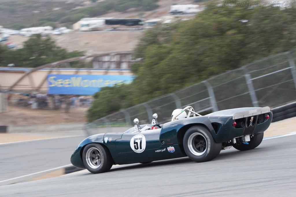 Lola T70 Mk2 Spyder - Chassis: SL71/22   - 2013 Monterey Motorsports Reunion