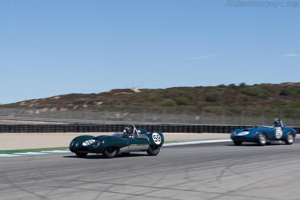 Lotus 15 - Chassis: 602/1 - Driver: Don Orosco  - 2013 Monterey Motorsports Reunion