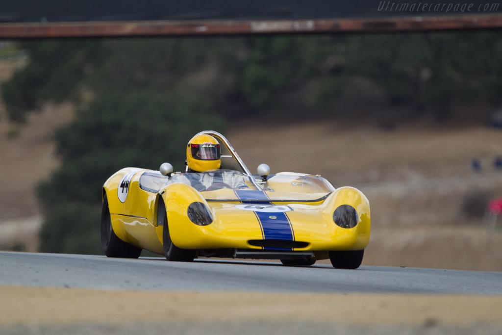 Lotus 23C - Chassis: 23C-131 - Driver: Ernie Spada Jr.  - 2013 Monterey Motorsports Reunion