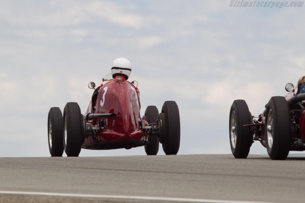 Maserati 4CL - Chassis: 1564 - Driver: Paddins Dowling  - 2013 Monterey Motorsports Reunion