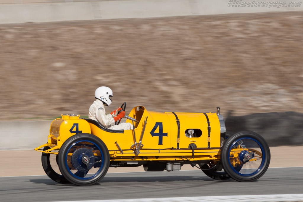 Mercer Model 45 - Chassis: 4 - Driver: George Wingard - 2013 Monterey Motorsports Reunion