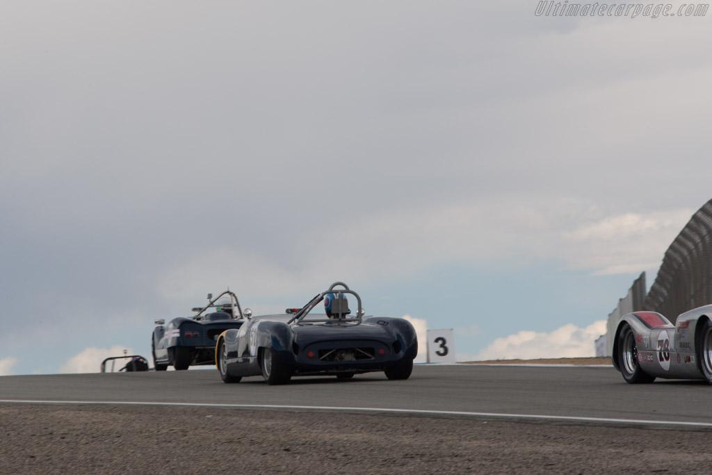 Merlyn Mk6 - Chassis: 62RS - Driver: Mark Osborne  - 2013 Monterey Motorsports Reunion