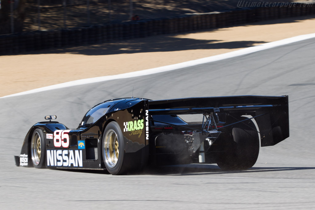 Nissan NPTI-90 - Chassis: 90-11 - Driver: George Krass  - 2013 Monterey Motorsports Reunion