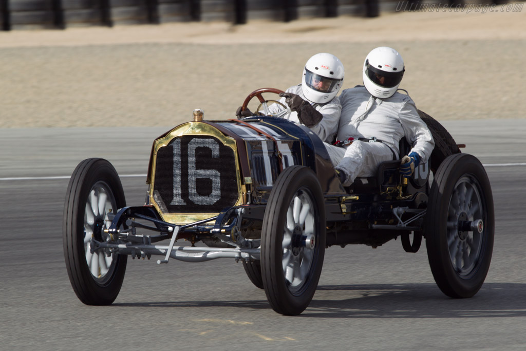 Packard 30 - Chassis: 20711 - Driver: Brian Blain  - 2013 Monterey Motorsports Reunion