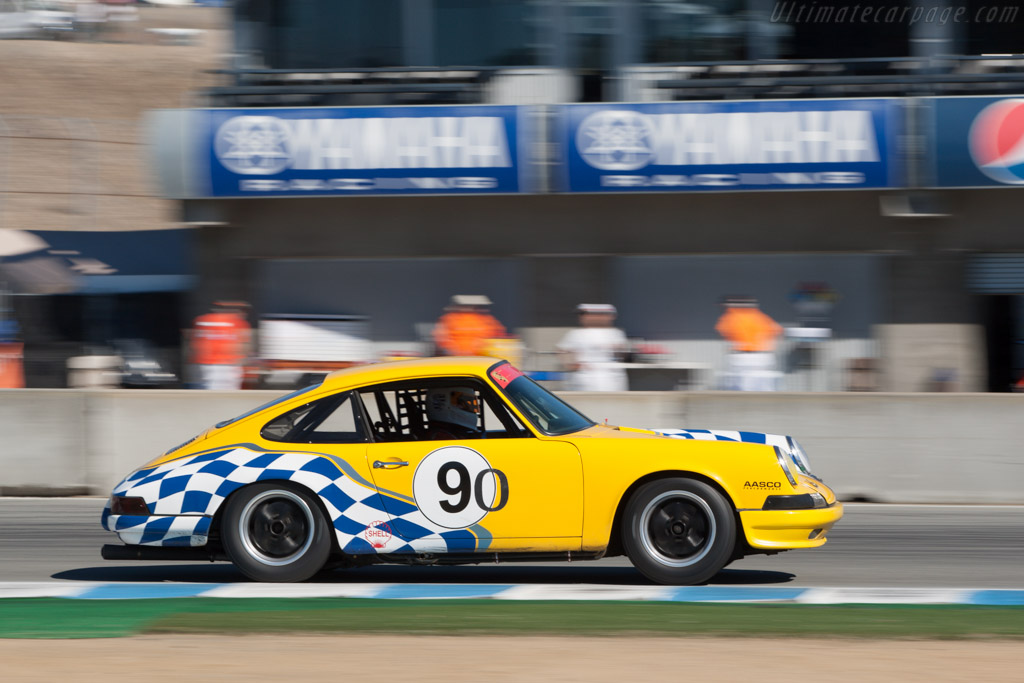 Porsche 911 - Chassis: 460134 - Driver: Gilbert Hakim  - 2013 Monterey Motorsports Reunion