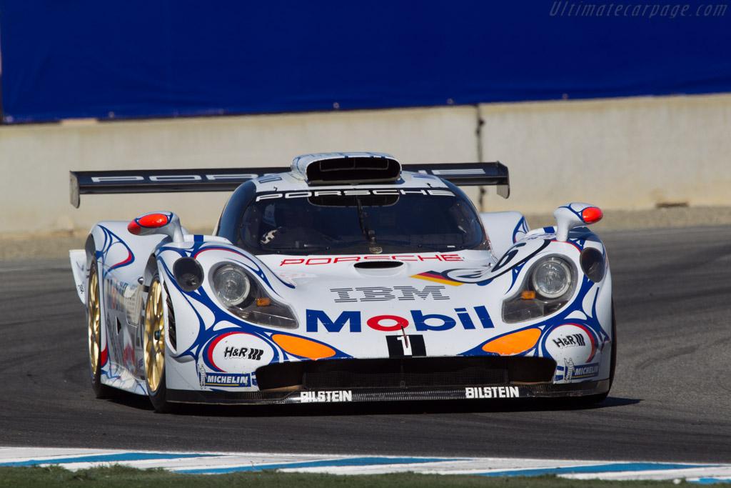 Porsche 911 GT1 '98 - Chassis: GT1/98-003 - Entrant: Porsche Museum  - 2013 Monterey Motorsports Reunion