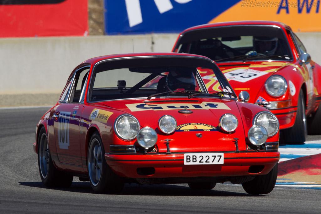 Porsche 911 T/R - Chassis: 911 828 422 - Driver: Dennis Singleton  - 2013 Monterey Motorsports Reunion