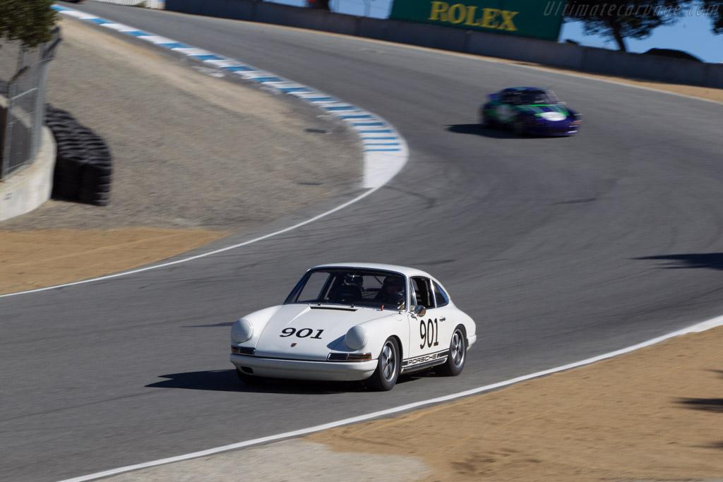 Porsche 911S - Chassis: 307192S - Driver: C. Patrick Costin  - 2013 Monterey Motorsports Reunion