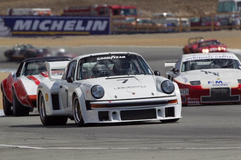 Porsche 934.5 - Chassis: 930 770 0958 - Driver: Steven Lawrence  - 2013 Monterey Motorsports Reunion