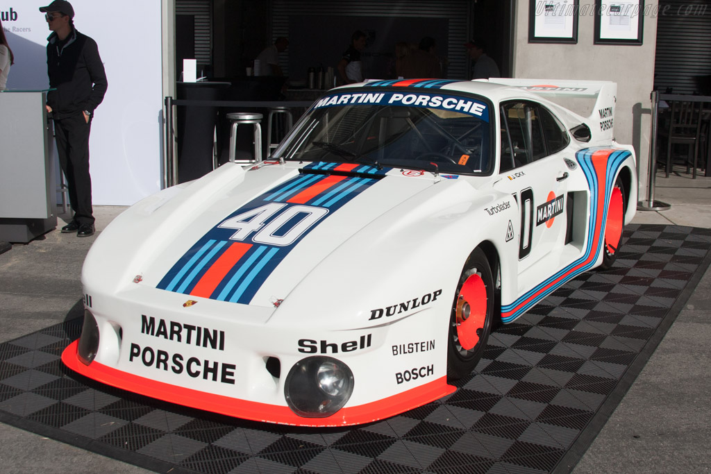 Porsche 935 2.0 Baby - Chassis: 935/2 - 001 - Entrant: Porsche Museum  - 2013 Monterey Motorsports Reunion