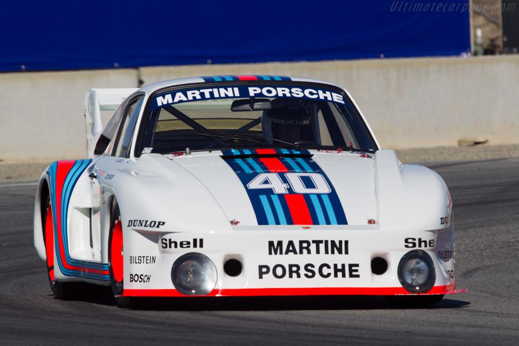 Porsche 935 2.0 Baby - Chassis: 935/2-001 - Entrant: Porsche Museum  - 2013 Monterey Motorsports Reunion