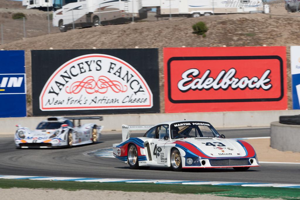 Porsche 935/78 'Moby Dick' - Chassis: 935-006 - Entrant: Porsche Museum  - 2013 Monterey Motorsports Reunion