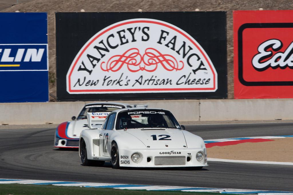 Porsche 935 - Chassis: 009 0029 - Entrant: Bruce Canepa  - 2013 Monterey Motorsports Reunion