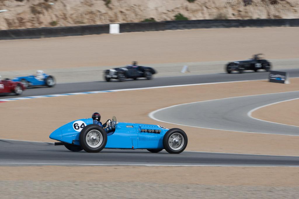 Talbot Lago T26C GP - Chassis: 110054 - Driver: David B. Duthu  - 2013 Monterey Motorsports Reunion
