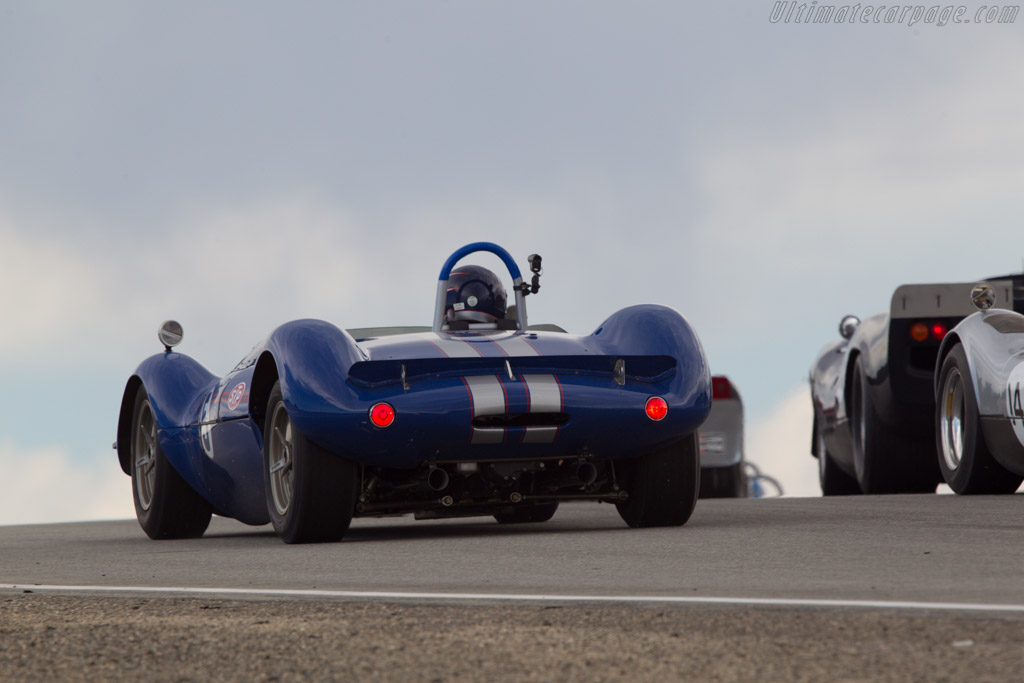Troutman & Barnes Scorpion - Chassis: 1 - Driver: Jim Gallucci  - 2013 Monterey Motorsports Reunion