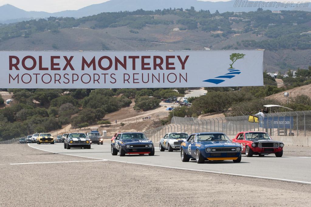 Mazda Raceway Laguna Seca >> Welcome to Mazda Raceway Laguna Seca - 2013 Monterey Motorsports Reunion